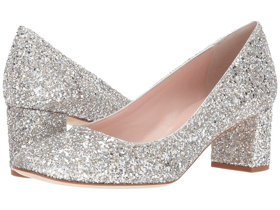 Kate Spade New York Dolores (Silver/Gold Glitter) Women