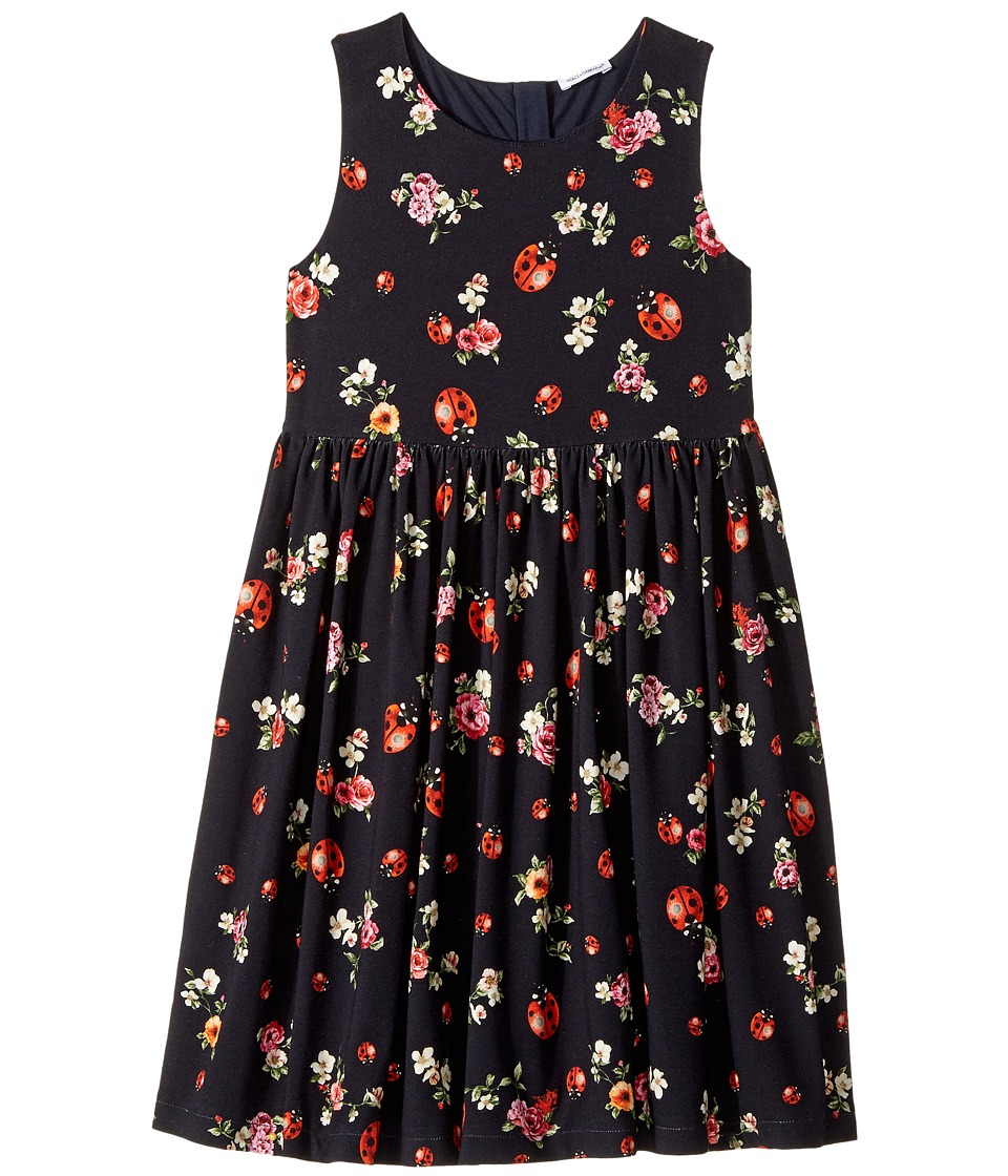 Dolce & Gabbana Kids - Back To School Floral Dress