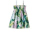 Dolce & Gabbana Kids - Taormina Ortensia Print Dress (Toddler/Little Kids)