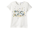 Dolce & Gabbana Kids - Caltagirone Floral Print T-Shirt (Toddler/Little Kids)