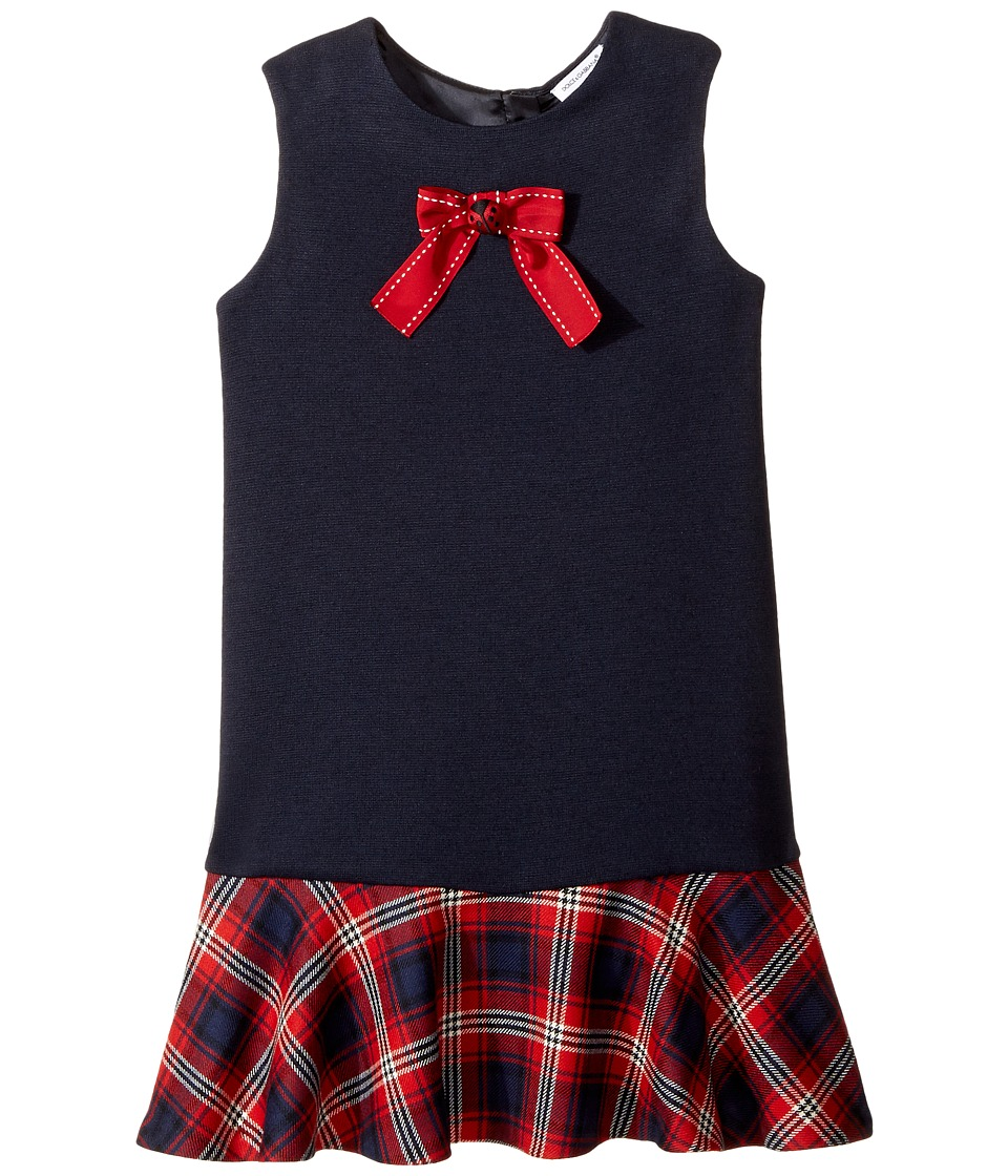 Dolce & Gabbana Kids - Back to School Plaid Dress