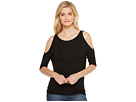 Drapey Lux Cold Shoulder