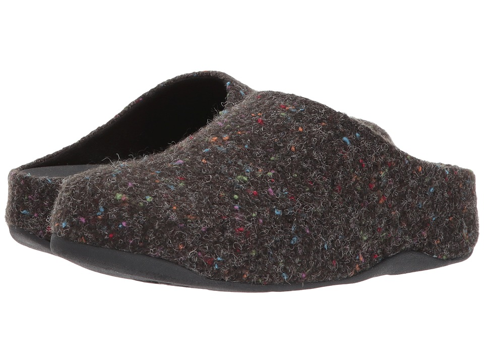 FitFlop Shuv Felt (Black) Women
