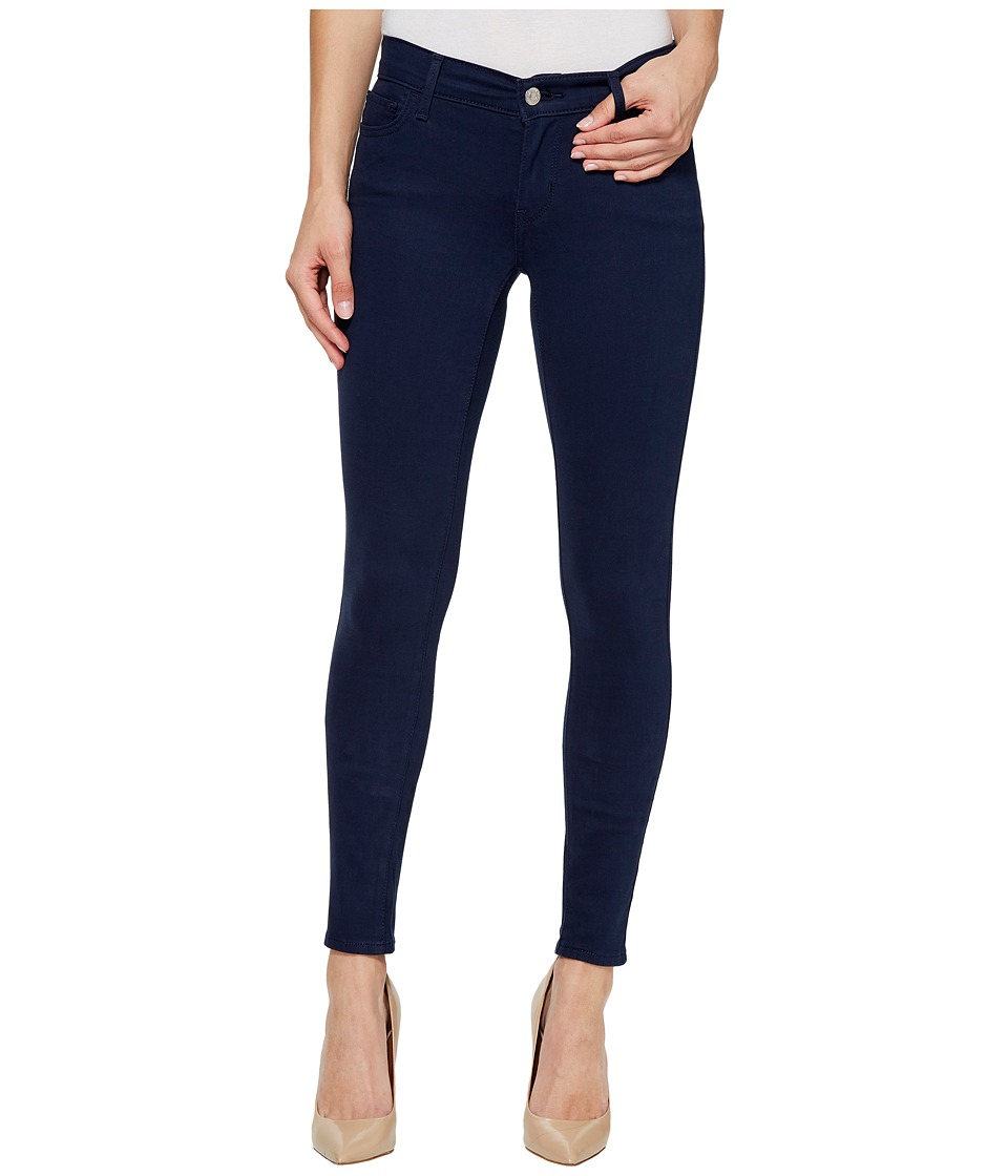 Levis(r) Womens - 710 Super Skinny (Super Soft Navy Blazer) Womens Jeans
