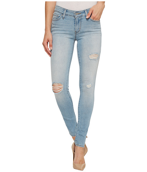 Levis Womens 710 Super Skinny, Clothing, Women | Shipped Free at ...