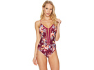 Billabong Float On By One-Piece Swimsuit