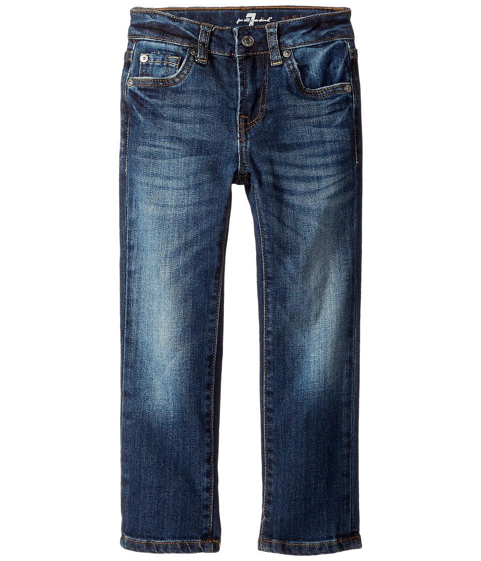 7 For All Mankind Kids Standard Jean in Seaside Vintage (Toddler) (Seaside Vintage) Boy