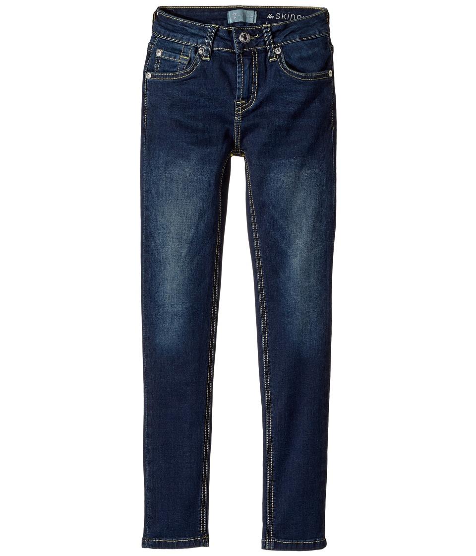 7 For All Mankind Kids - Denim Jeans in Dark Canterbury