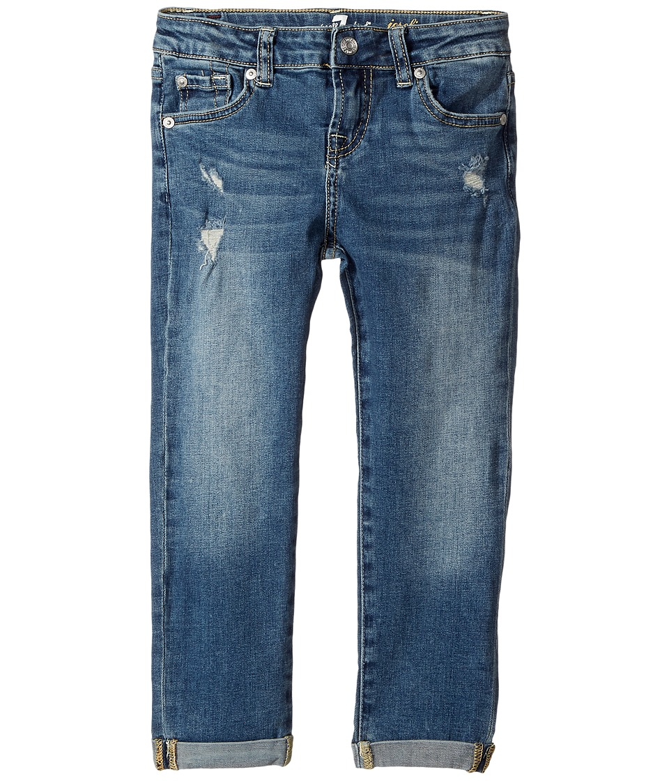 7 For All Mankind Kids - Denim Jeans in Windsor Pink Tint