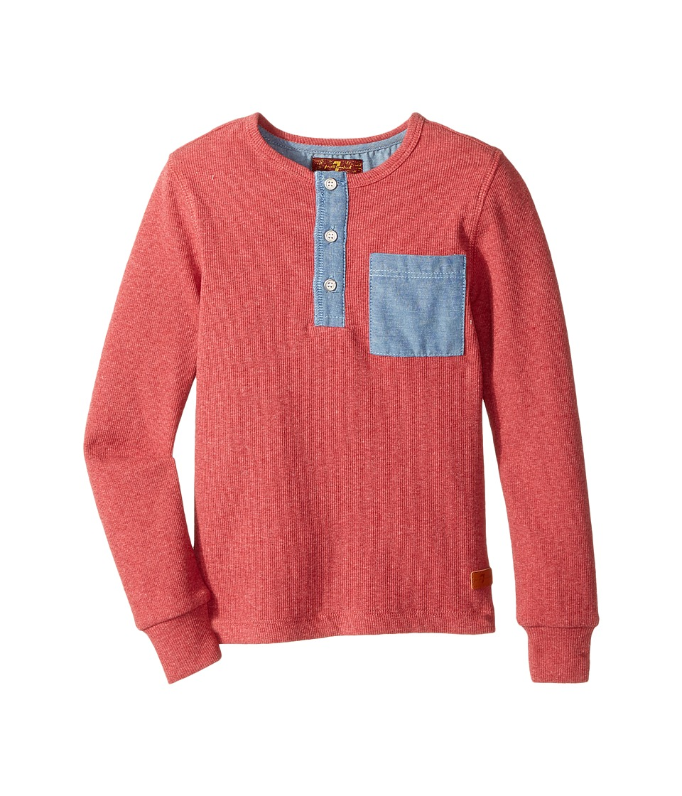 7 For All Mankind Kids - Long Sleeve Tee