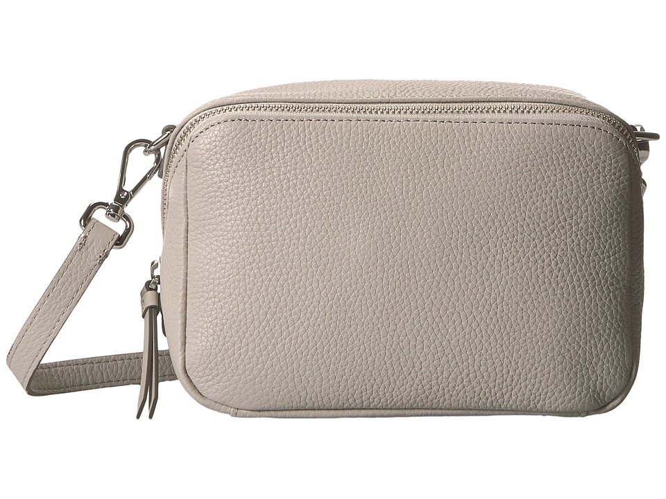 ECCO - SP 3 Medium Boxy (Gravel) Wristlet Handbags
