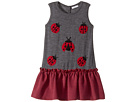 Dolce & Gabbana Kids - Back to School Lady Bug Dress (Toddler/Little Kids)
