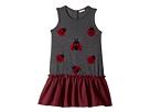 Dolce & Gabbana Kids - Back to School Lady Bug Dress (Big Kids)