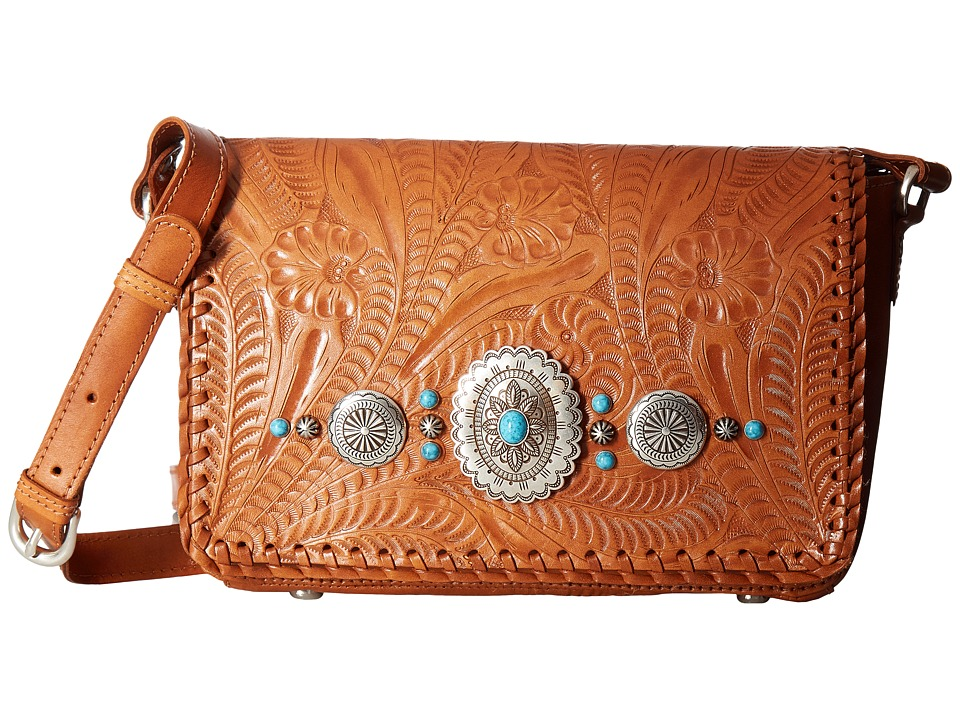American West American West - Lariat Love Crossbody Flap Bag/Wallet