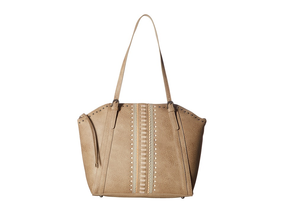 American West - El Dorado Zip Top Bucket Tote