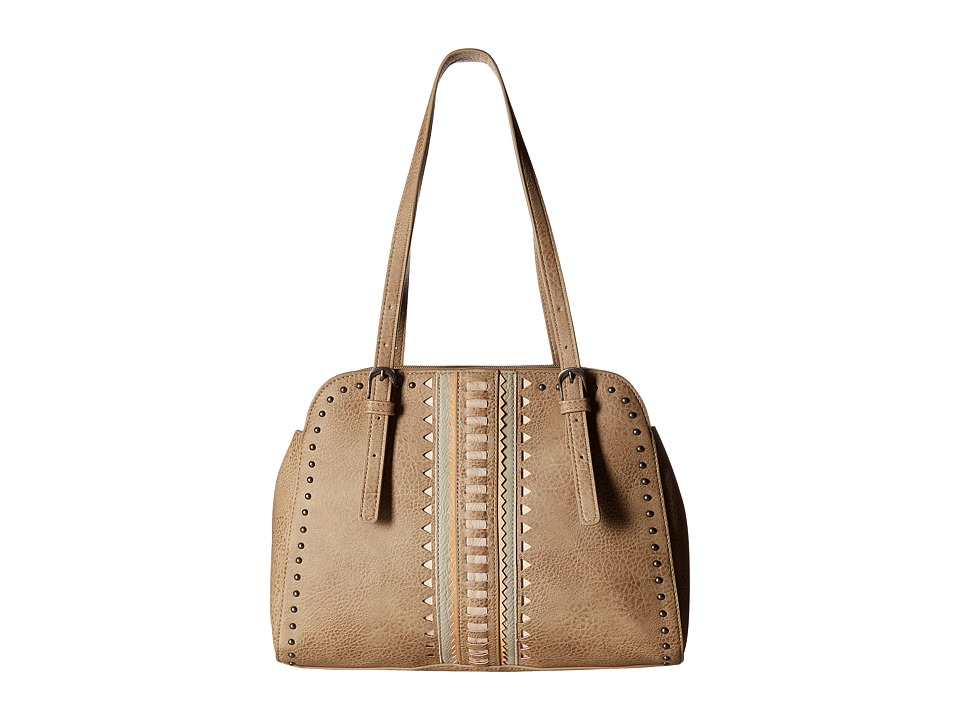 American West American West - El Dorado Multi Compartment Satchel Tote