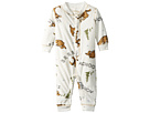 P.J. Salvage Kids Fleece Moose Romper (Infant)