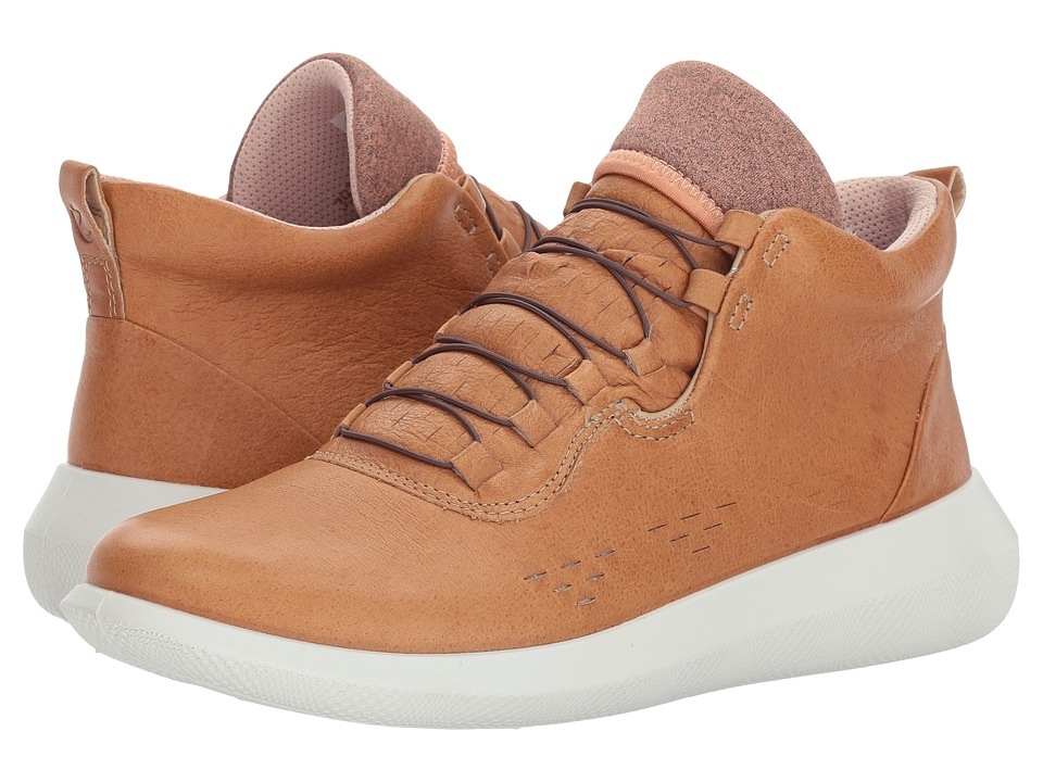 ECCO Scinapse High Top (Volluto Yak Leather)