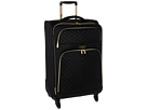Kenneth Cole Reaction 20 Quilted Expandable 4-Wheel Upright Carry On