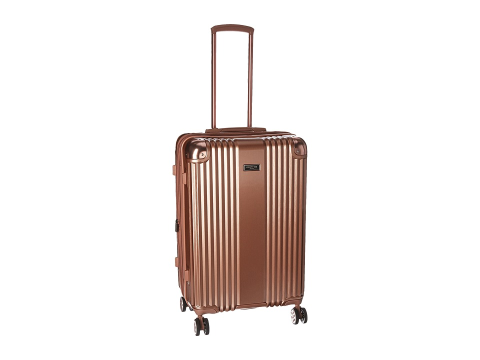 Kenneth Cole Reaction Tribeca 24 Expandable 8-Wheel Upright (Rose Gold) Luggage