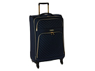 Kenneth Cole Reaction Kenneth Cole Reaction Chelsea - 24 Quilted Expandable 4-Wheel Upright Pullman