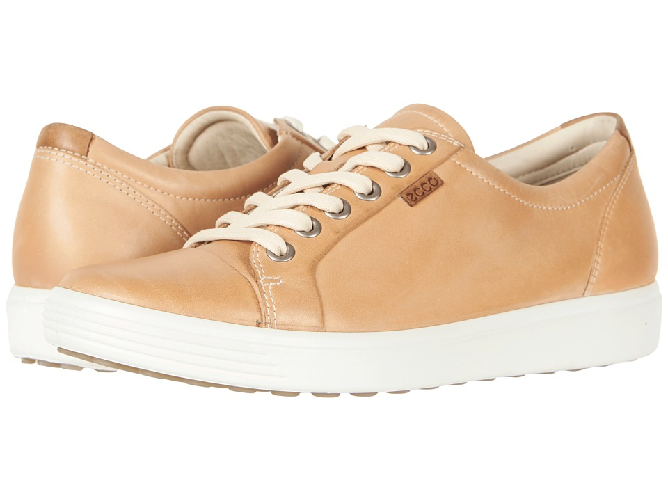ECCO Soft 7 Sneaker (Powder Cow Leather)
