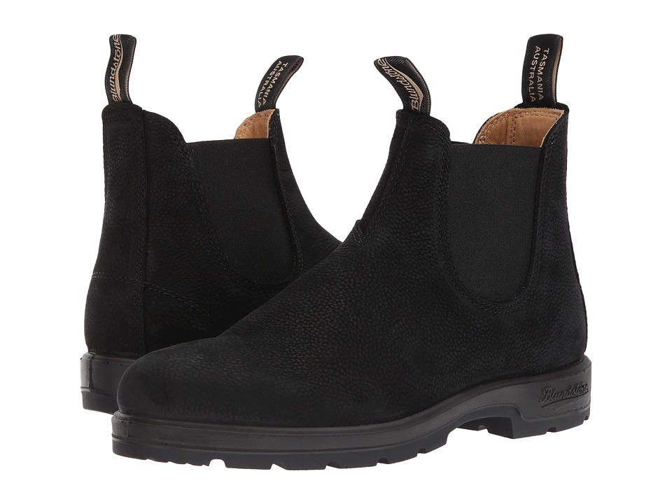 Blundstone BL1466 (Black Nubuck) Boots