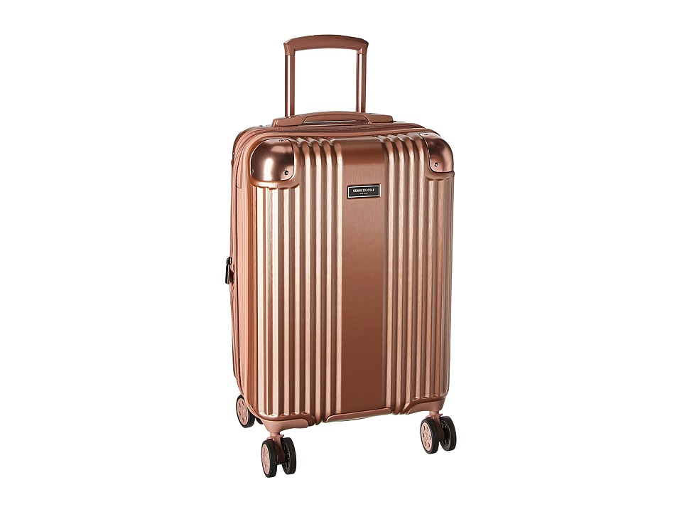 Kenneth Cole Reaction Tribeca 20 Carry On (Rose Gold) Luggage