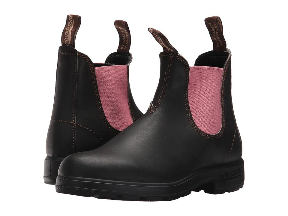Blundstone BL1377 (Stout Brown/Pink)