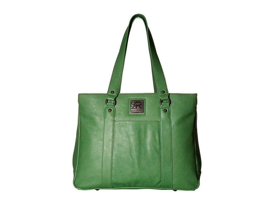 Kenneth Cole Reaction - Casual Fling - 15.0 Computer Tote (Kelly Green) Tote Handbags