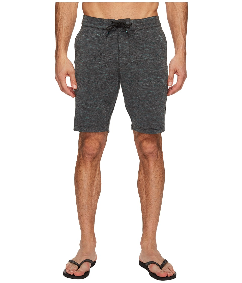 VISSLA - Sofa Surfer Wake Up Call Fleece Walkshorts 20