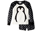 P.J. Salvage Kids Polar Penguin Fleece Jammies (Big Kids)