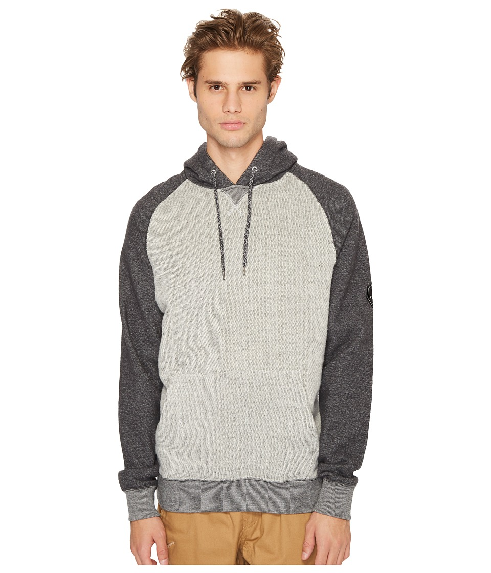 VISSLA - Manasquan Raglan Pullover Hooded Fleece