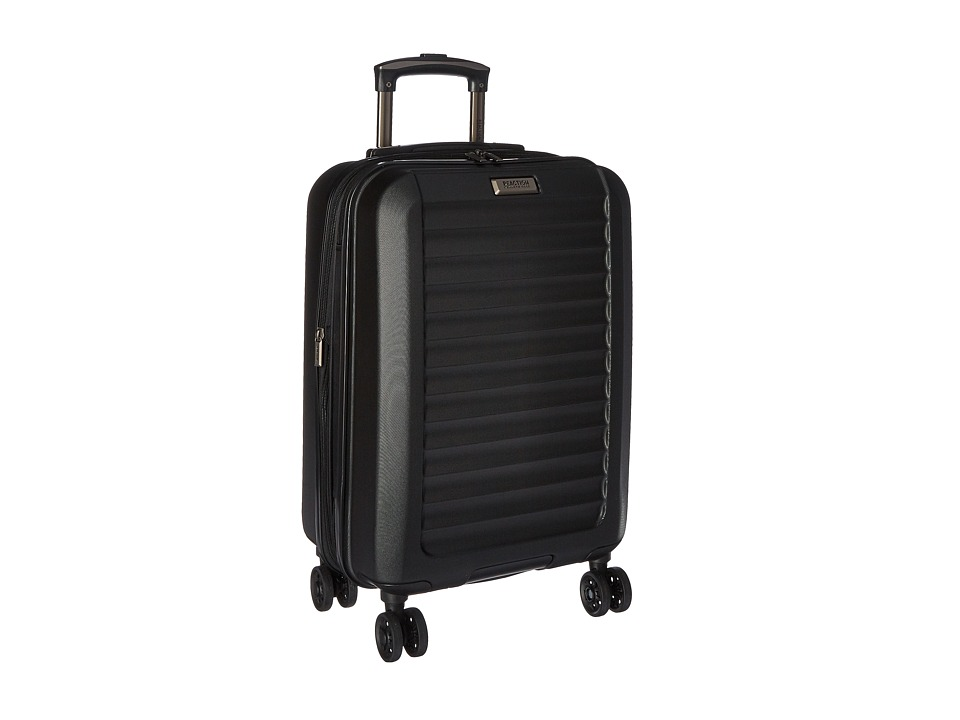 Kenneth Cole Reaction - Midtown - 20 Expandable 8-Wheel Upright Carry On (Black) Luggage