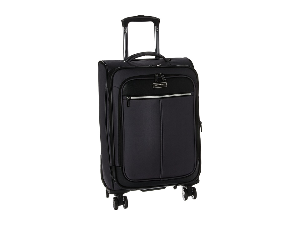 Kenneth Cole Reaction Class Transit 2.0 20 Carry On (Black) Luggage