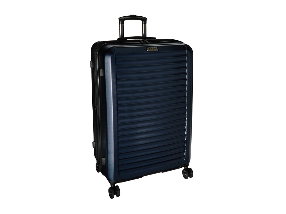 Kenneth Cole Reaction Midtown 28 Expandable 8-Wheel Upright Pullman (Indigo Blue) Luggage