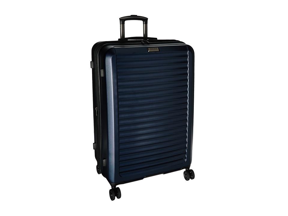 Kenneth Cole Reaction Midtown 28 Expandable 8-Wheel Upright Pullman (Indigo Blue) Luggage