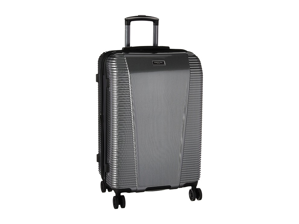 Kenneth Cole Reaction Sudden Impact 2.0 20 Carry On (Silver/Black) Luggage