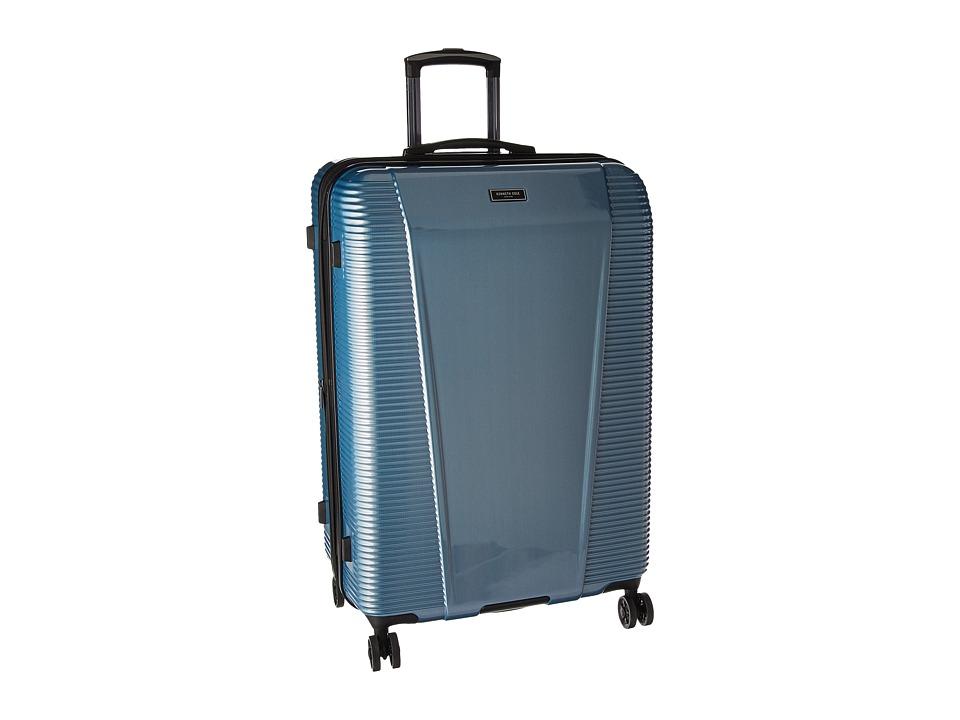 Kenneth Cole Reaction - Sudden Impact 2.0 - 28 Expandable 8-Wheel Upright (Ice Blue) Luggage