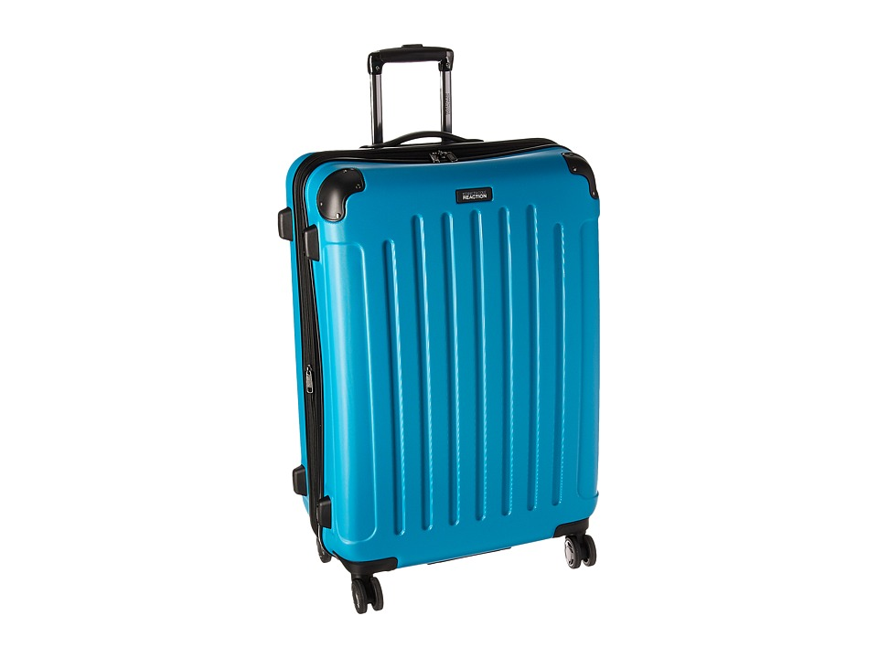 Kenneth Cole Reaction Renegade 28 Expandable 8-Wheel Upright (Teal) Luggage