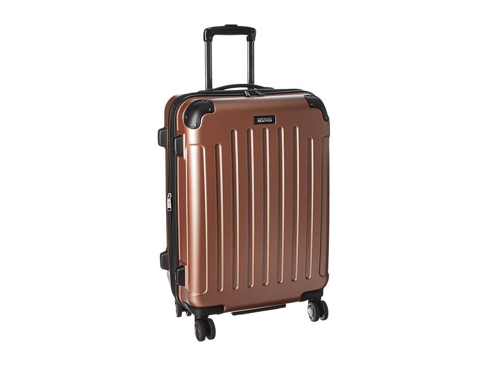 Kenneth Cole Reaction Renegade 24 Expandable 8-Wheel Upright (Rose Gold) Luggage