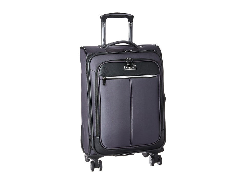 Kenneth Cole Reaction Class Transit 2.0 20 Carry On (Charcoal) Luggage