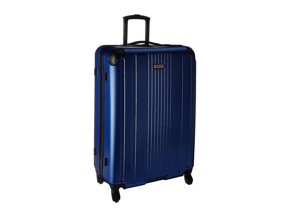 Kenneth Cole Reaction - Gramercy - 28 4-Wheel Upright (Cobalt Blue) Luggage
