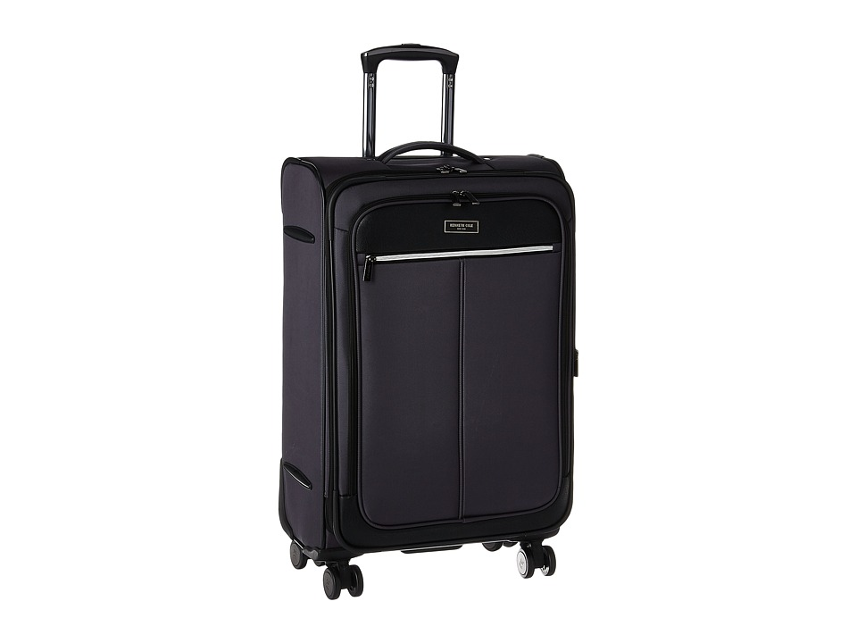Kenneth Cole Reaction Class Transit 2.0 24 Expandable 8-Wheel Upright (Charcoal) Luggage