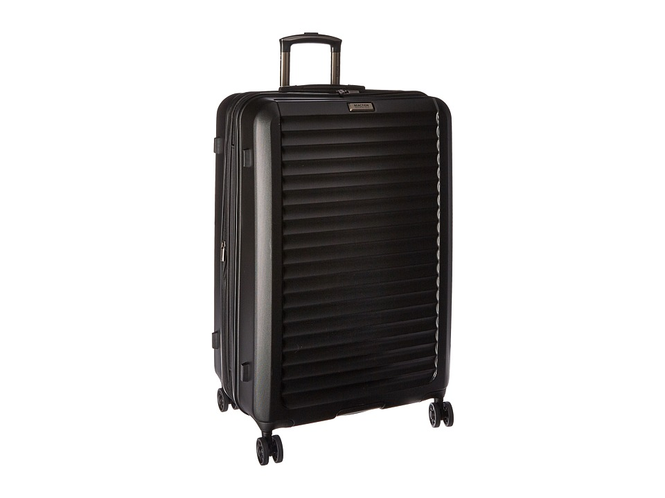 Kenneth Cole Reaction Midtown 28 Expandable 8-Wheel Upright Pullman (Black) Luggage