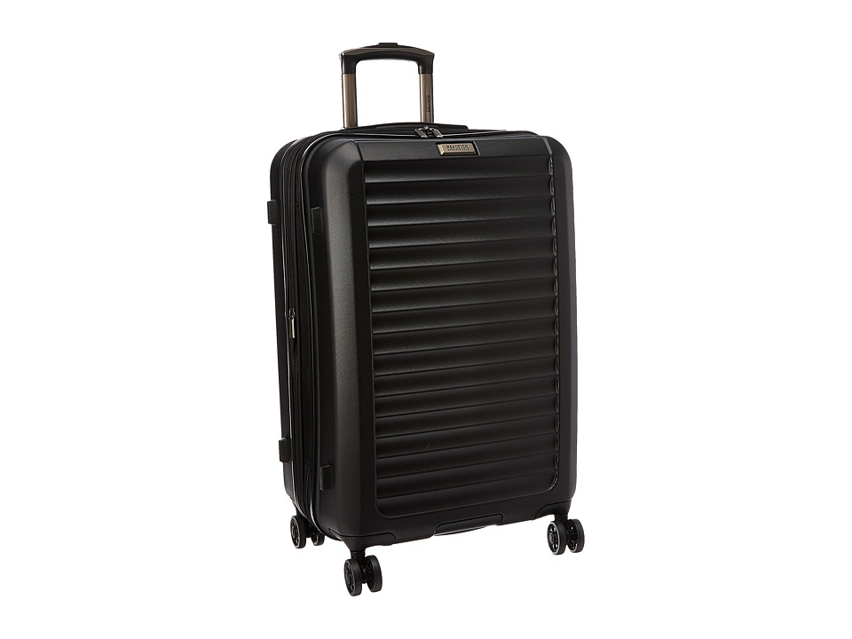 Kenneth Cole Reaction - Midtown - 24 Expandable 8-Wheel Upright Pullman (Black) Luggage