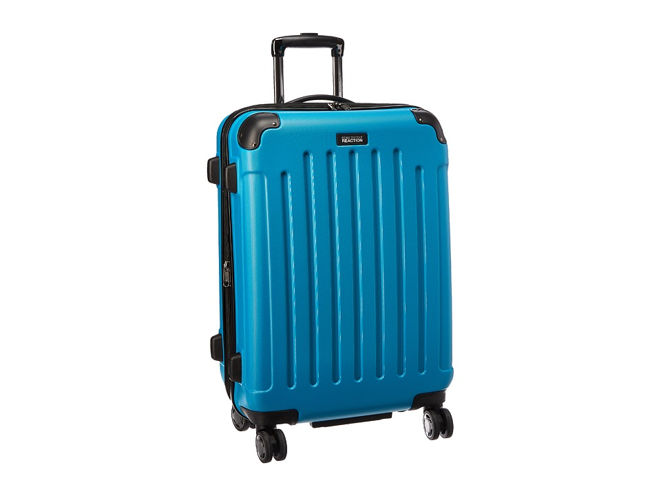 Kenneth Cole Reaction Renegade 24 Expandable 8-Wheel Upright (Teal) Luggage