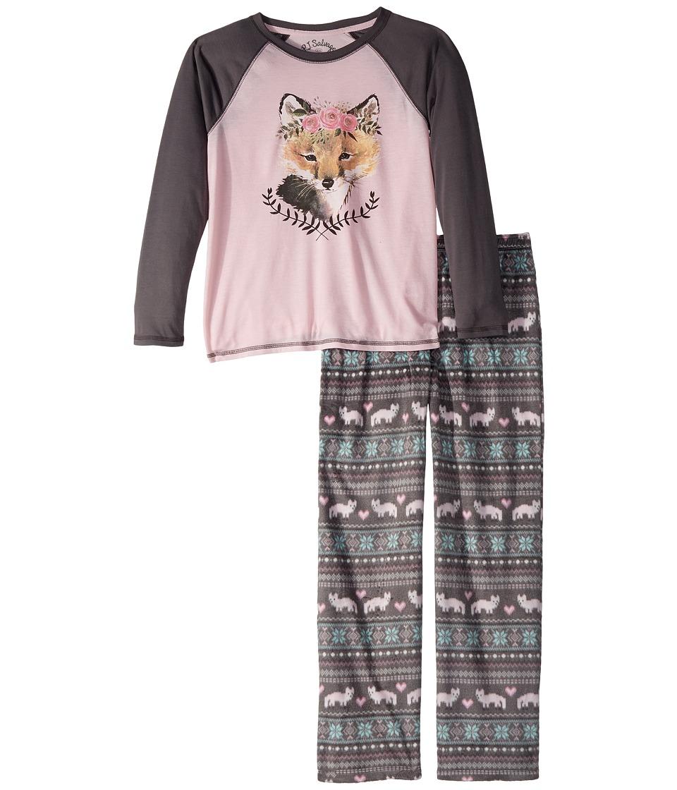 P.J. Salvage Kids - Pretty Foxy Pajama Set