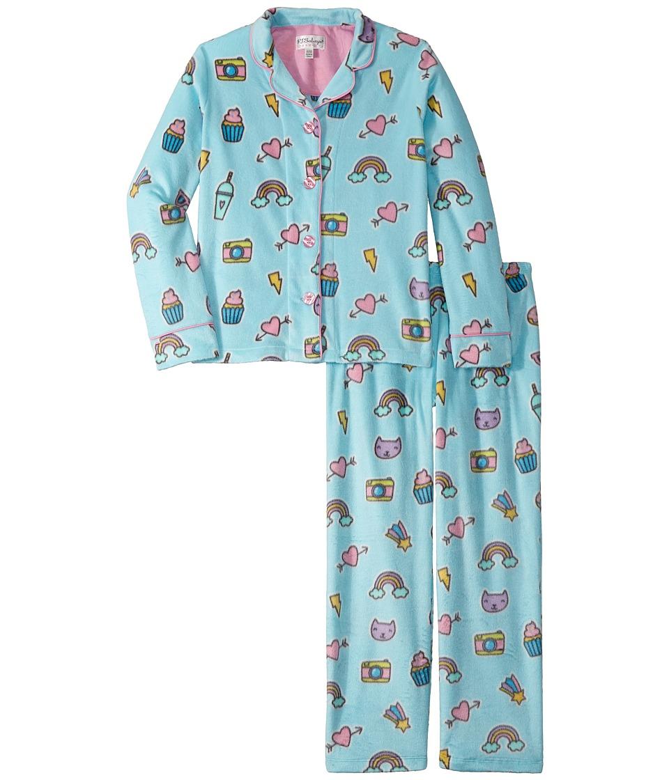 P.J. Salvage Kids - Emoji Playful Pajama Set