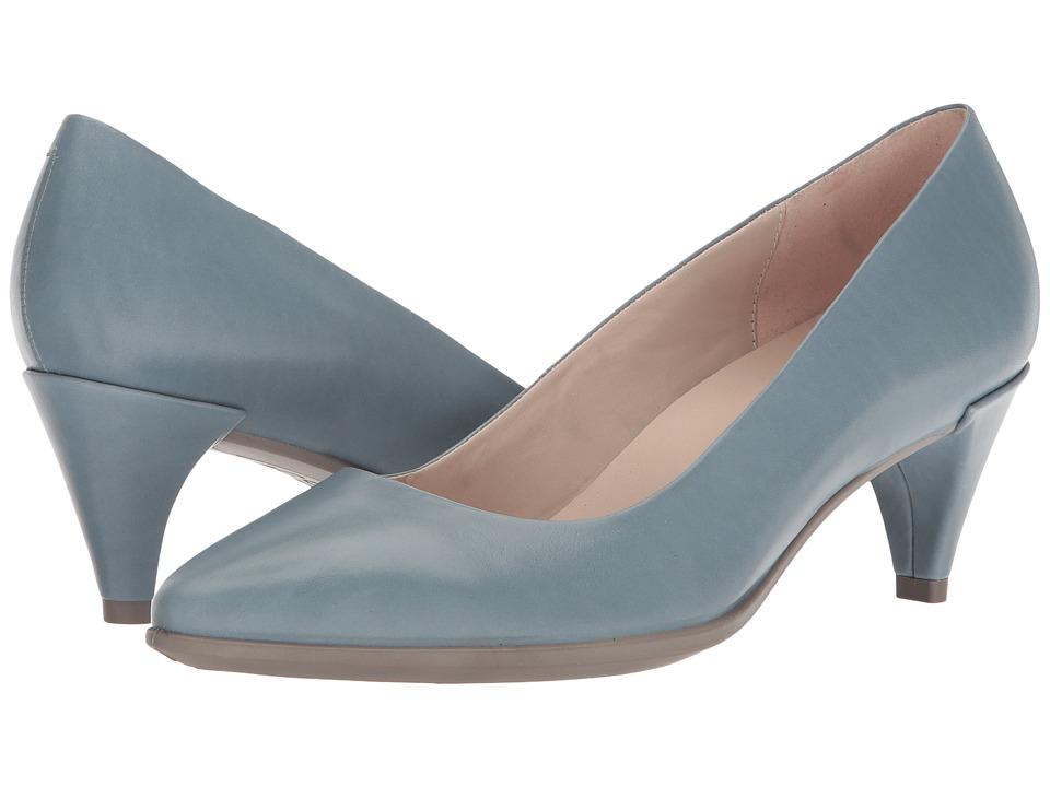 ECCO Shape 45 Sleek Pump (Arona Calf Leather) 1-2 inch heel Shoes